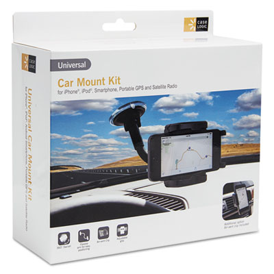 Car Mount, Black