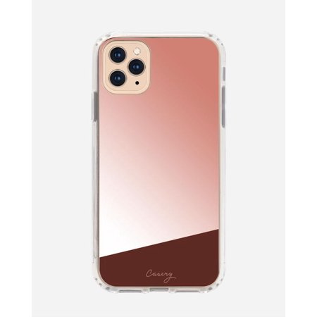 CASERY 11PROMH-0407 MIRROR ROSE GOLD CASE FOR IPHONE 11 PRO