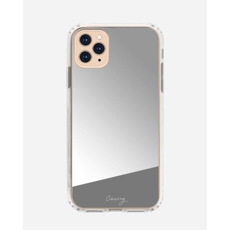 CASERY 11PROMH-0406 MIRROR SILVER CASE FOR IPHONE 11 PRO MAX.