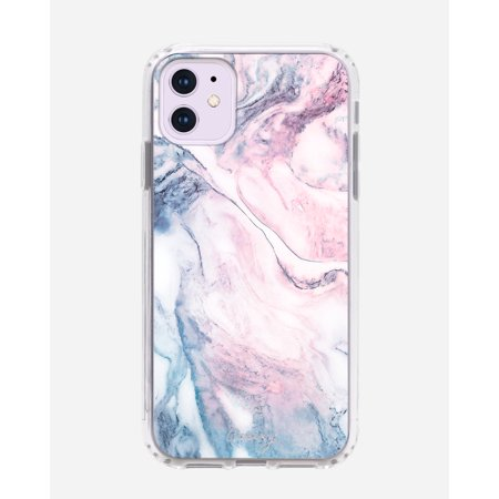 CASERY 11H-0283 CLOUDY MARBLE CASE FOR IPHONE 11.
