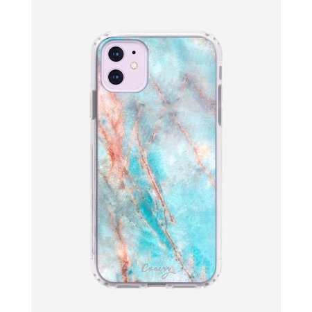 CASERY 11H-0291 FROSTY MARBLE CASE FOR IPHONE 11.