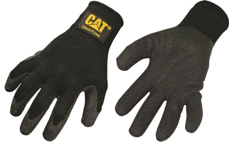Cat Gloves And Safety CAT017400J  Gloves, Knit Back, Jumbo