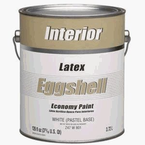 Z47W00801 1 Gallon Interior Eggshell White