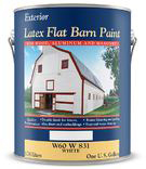 W60W00831-16 1G WHT BARN PAINT