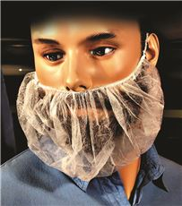 BEARD PROTECTOR REGULAR POLYPROPYLENE
