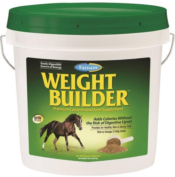 8LBS HORSE WEIGHT BUILDER