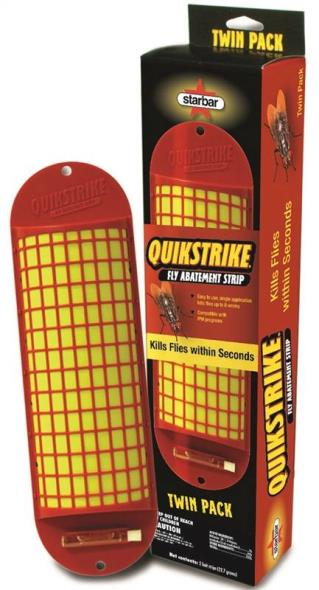 STRIP FLY ABATEMENT QUIKSTRIKE