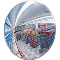 Centurion H112181MB Lightweight Convex Safety Mirror, 18 in Dia, Circular