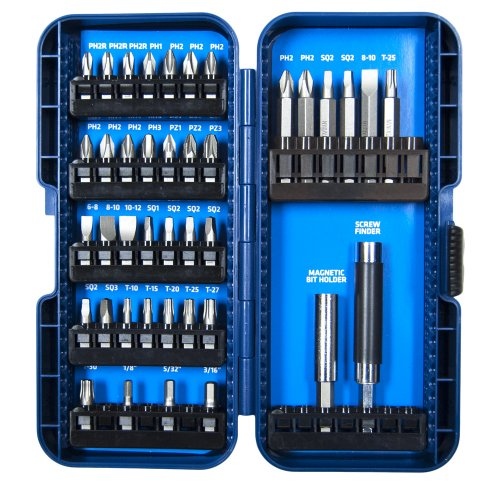 68941 40 Piece Set S2 Screwdriver Bit