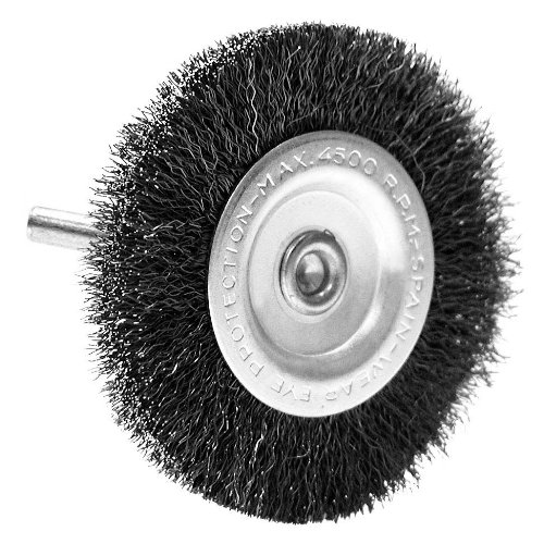76433 3 IN. FINE RADIAL BRUSH