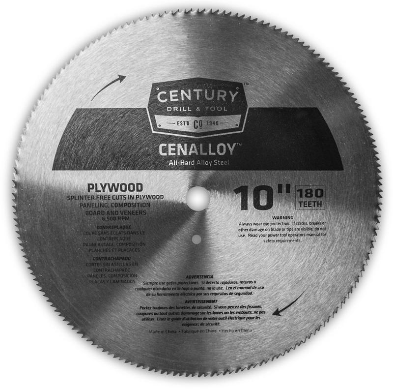 08216 10 ALLOY PLYWD SAW BLADE