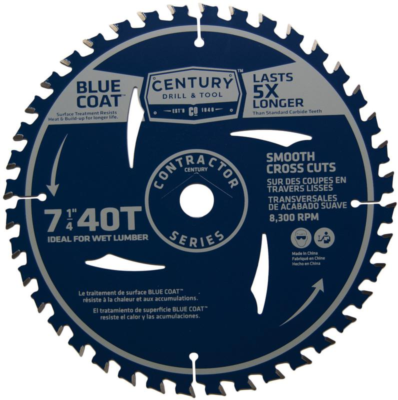 10206 7-1/4 IN. 40T CONCRETE SAW BLADE