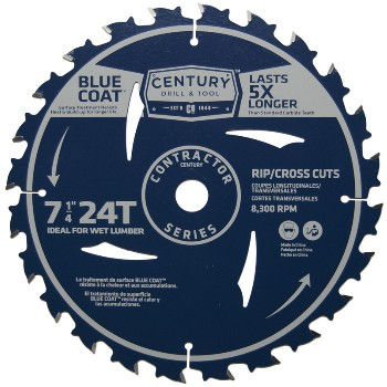 10203 7-1/4 24T COMBO SW BLADE