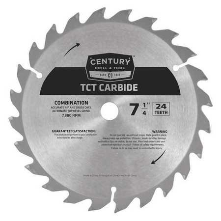 09207 7-1/4 IN. 24T COMBO BLADE