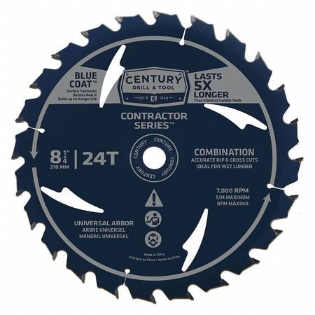 10283 8 24T COMBO SAW BLADE