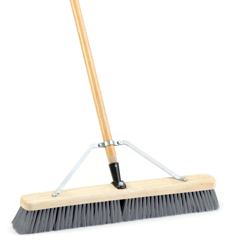 1434AJ 24 IN. STIFF BRI PUSHBROOM