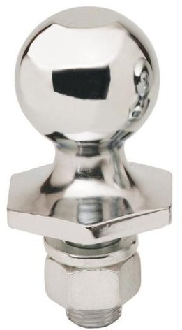 7008100 CHROME HITCH BALL