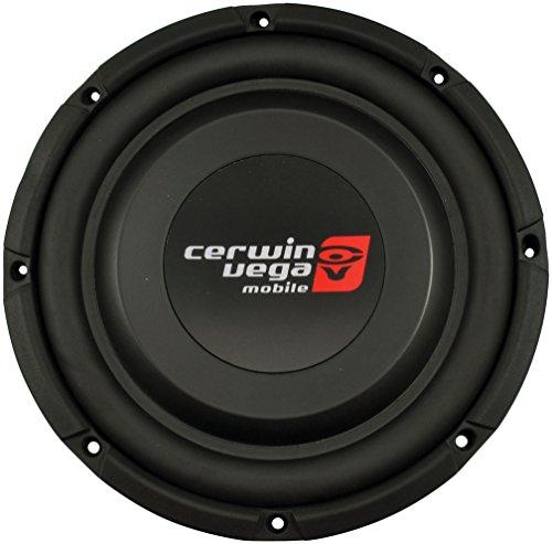 "Cerwin Vega 12"" Shallow Mount Subwoofer 600W Max 4 Ohm DVC"