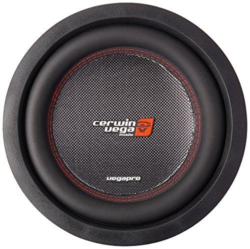 CERWIN VEGA VPRO102D Pro 1400 Watts Max 10-Inch Dual Voice Coil 2 Ohms/700 Watts Power Handling