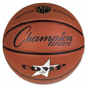 "Composite Basketball, Official Junior, 27.75"", Brown"