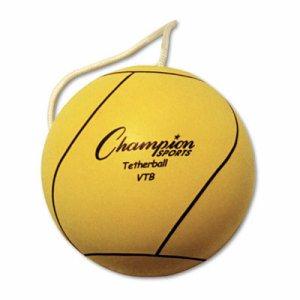 Tether Ball, Playground Size, Optic Yellow