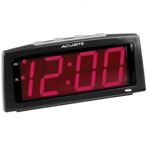 13003 THOR BLACK ALARM CLOCK