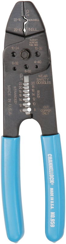 959 WIRE STRIPPER & CUTTER