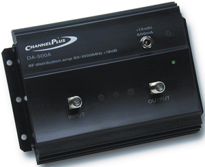 ChannelPlus DA-520A RF Amp