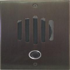 Oil Rubbed Bronze Door Plate Panasonic