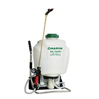 Chapin 62000 Pro Tree/Turf Backpack Sprayer, 4 gal