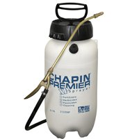 Chapin Premier Pro Compression Sprayer, 2 gal Polyethylene Tank, Polyethylene, Epoxy Coated