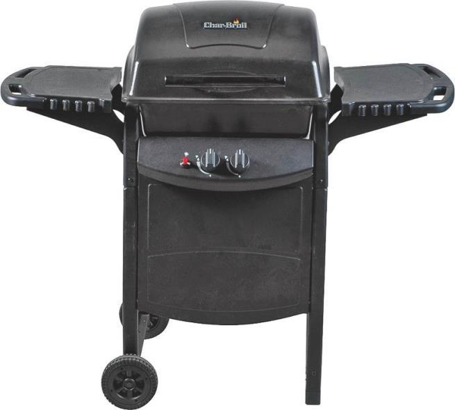 26500 BTU Propane Grill 2 Burner