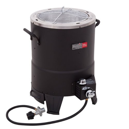 OILESS INFRARED TURKEY FRYER
