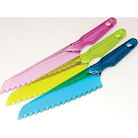 KNIFE LETTUCE PLASTIC