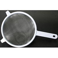 Chef Craft 21491 Mesh Strainer, 8 in Mesh
