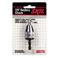 CHUCK KYLS HEX TWIST CLT 1/4IN