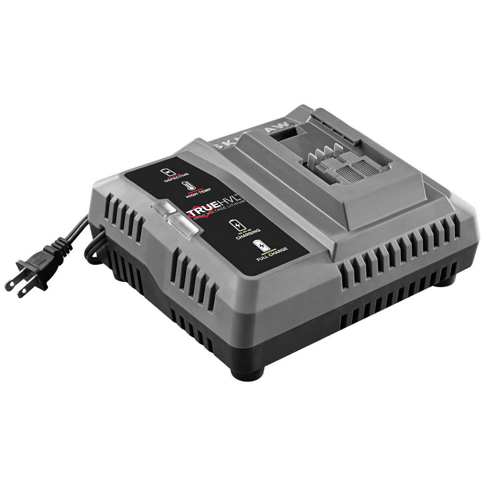 CHARGER QUICK F/WORM DRIVE 48V