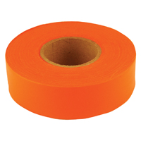 TAPE FLAG ORG 1-3/16INX300FT