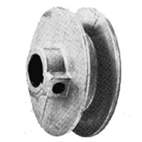 PULLEY V-BELT 1/2IN