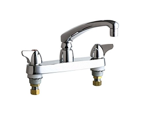 California Energy Commission Not Registered Lead Law Compliant 2 Handle SINK Faucet Chrome 2.2 Gallons Per Minute
