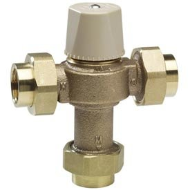 Lead Law Compliant Tempering Mixing Valve