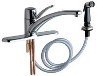 California Energy Commission Not Registered Lead Law Compliant 1 Handle Kitchen Faucet Chrome *MARATH 2.2