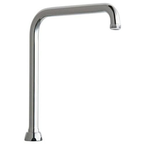 Lead Law Compliant 8 RIGID Swing Spout High ARCH Spout Polished Chrome