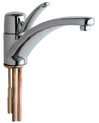 California Energy Commission Not Registered Lead Law Compliant 1 Handle Lever Mixing Kitchen Faucet Chrome 2.2