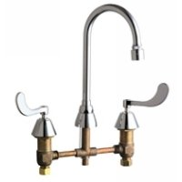 California Energy Commission Not Registered Lead Law Compliant 2 Handle Wristblade Handle Kitchen Faucet Chrome 2.2
