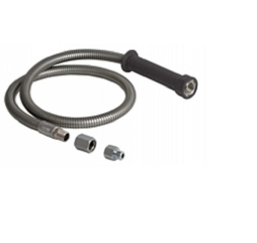 Lead Law Compliant Stainless Steel Hose and Handle Assembly