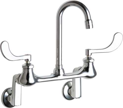 California Energy Commission Not Registered Lead Law Compliant Hot & Cold Water SINK Faucet Chrome 2.2 Gallons Per Minute