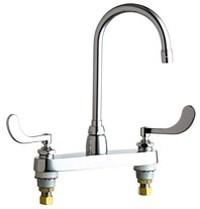 California Energy Commission Registered Lead Law Compliant 2 Handle Lever 2 Hole Kitchen Faucet Chrome 1.5