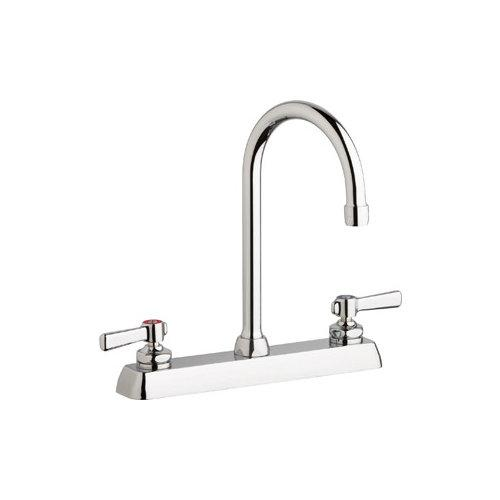 California Energy Commission Registered Lead Law Compliant Hot & Cold Water WASHBOARD Faucet Chrome 1.5