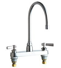 California Energy Commission Not Registered Lead Law Compliant 2.2 Gallons Per Minute 2 Handle 8 Center Set Hot & Cold Faucet Ch